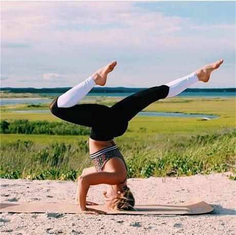 Casual Leggings Women Fitness Leggings Color Block Workout Pants New Arrival Mesh Insert Leggings 4