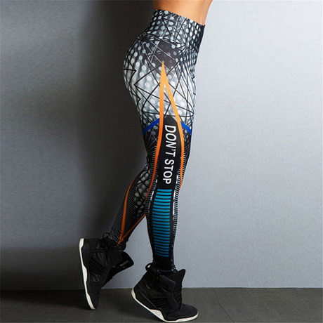 Streetwear Style, Sexy Leggings, Women's Fitness Leggings, High Waist, Elastic Push Up Workout Pants
