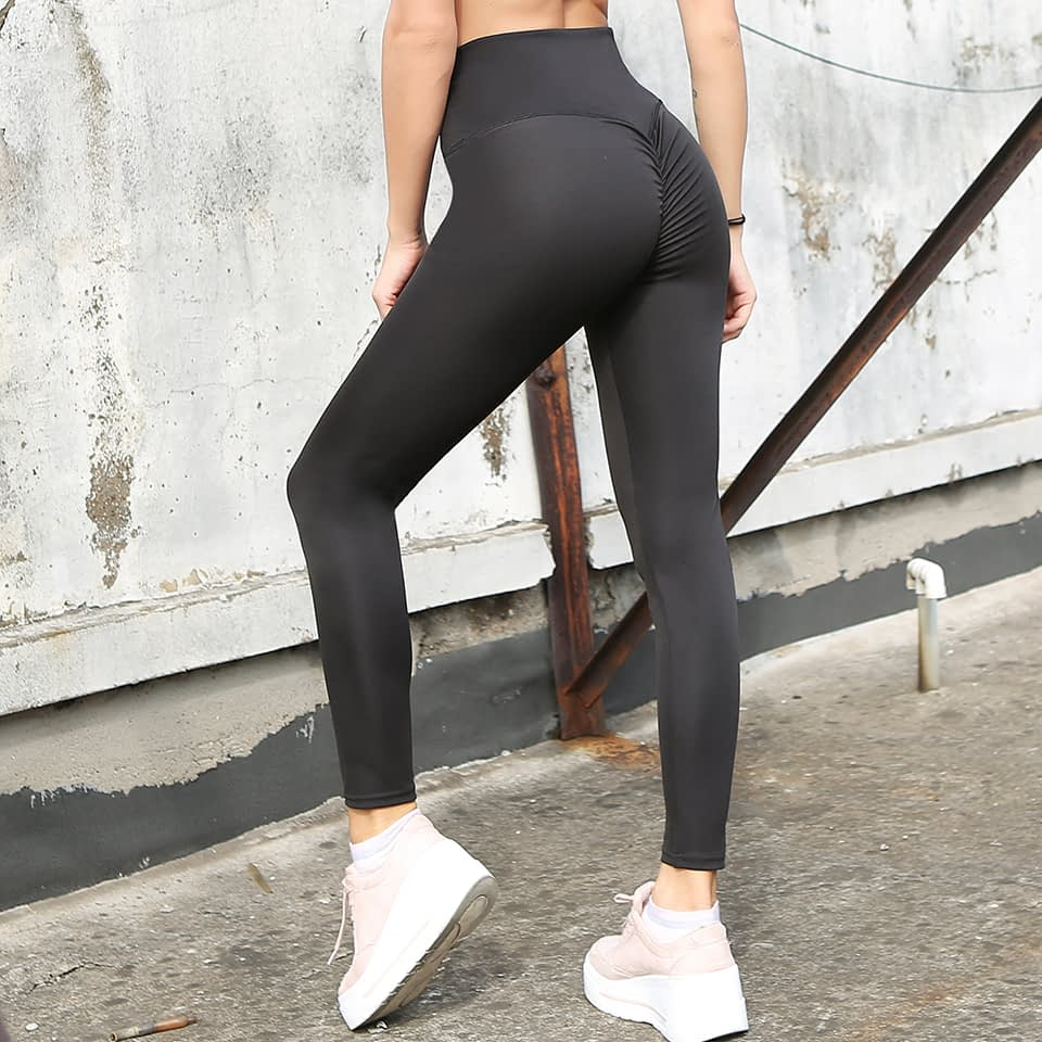 Leggings Women's Polyester Camouflage Push Up Leggings, Fitness Pants, Workout Activewear Clothing 22